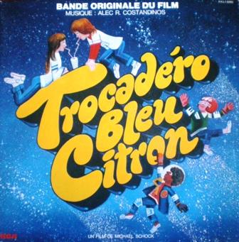 Trocadéro Bleu Citron original soundtrack