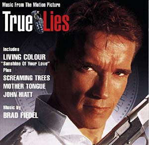 True Lies original soundtrack