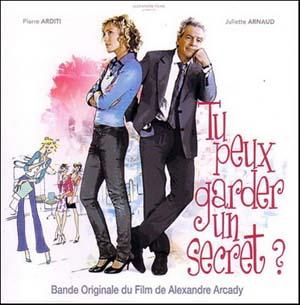 Tu Peux Garder Un Secret? original soundtrack