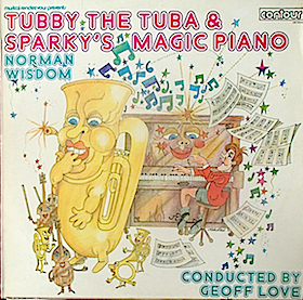Tubby the Tuba & Sparky's Magic Piano original soundtrack