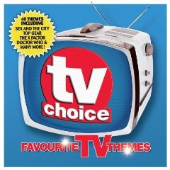 TV Choice: favourite TV themes original soundtrack