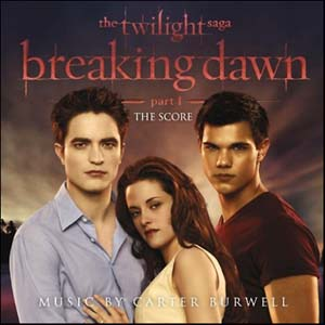 Twilight: Breaking Dawn part 1 original soundtrack