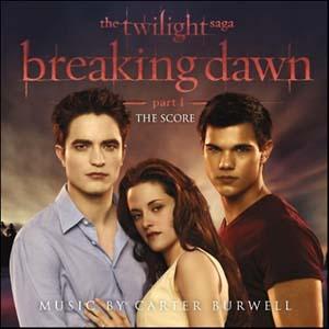 Twilight: Breaking Dawn part 1 original soundtrack