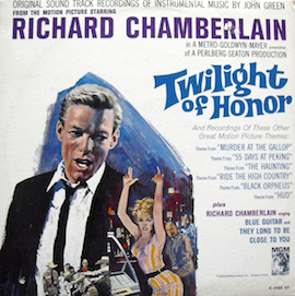 Twilight of Honor original soundtrack