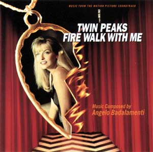 Twin Peaks: fire walk with me original soundtrack