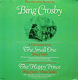 Two Favorite Stories: Bing Crosby & Orson Welles original soundtrack