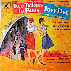 Two Ticket to Paris original soundtrack