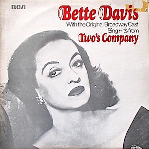 Two's Company: Bette Davis & Broadway cast original soundtrack
