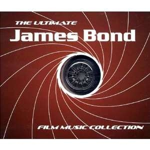 Ultimate James Bond original soundtrack