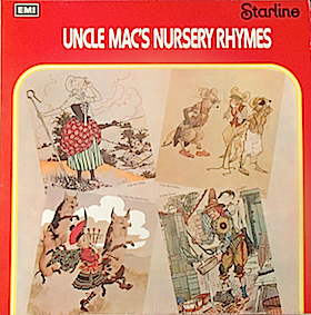 Uncle Mac's Nursery Rhymes original soundtrack