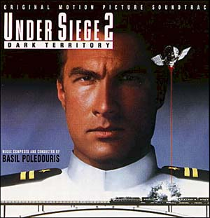 Under Siege 2: DarkTerritory original soundtrack