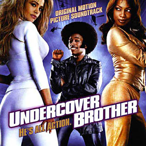 undercover brother original soundtrack