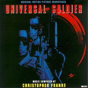 Universal Soldier original soundtrack