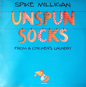 Unspun Socks From a Chicken Laundry original soundtrack