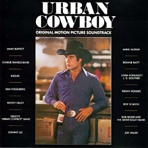 Urban Cowboy original soundtrack