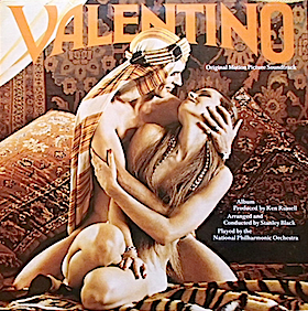 Valentino original soundtrack