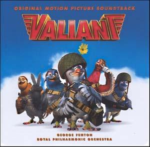Valiant original soundtrack