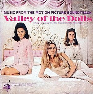 Valley of the Dolls original soundtrack