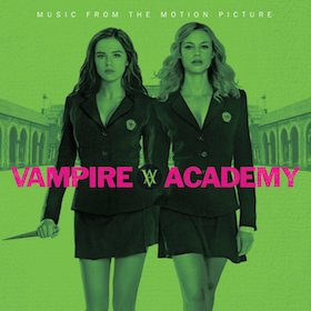 Vampire Academy original soundtrack
