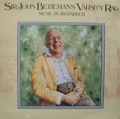 Varsity Rag: john betjeman original soundtrack