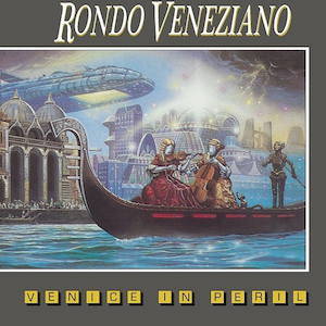 Venice in Peril original soundtrack
