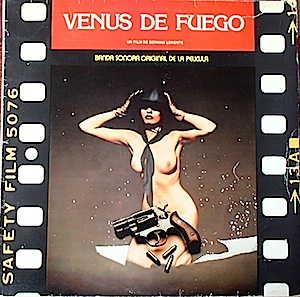 Venus de Fuego original soundtrack