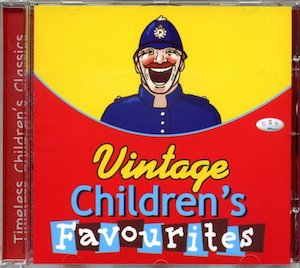 Vintage Children's Favourites original soundtrack