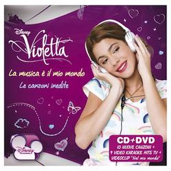 Violetta: La Música es mi Mundo original soundtrack