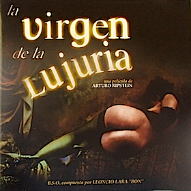 Virgen de la Lujuria original soundtrack