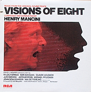 Visions of Eight: 1972 Olympics original soundtrack
