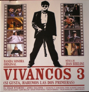 Vivancos 3 original soundtrack