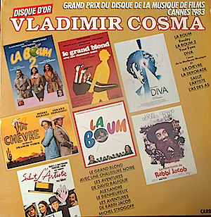 Vladimir Cosma: Disque D'Or original soundtrack