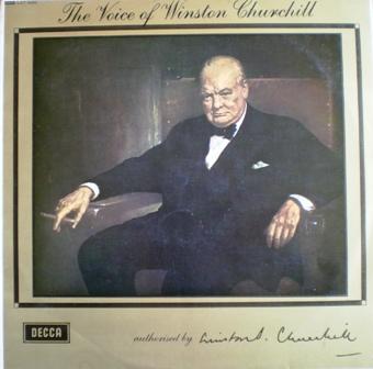 Voice of Winston Churchill original soundtrack