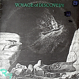 Voyage of Discovery original soundtrack