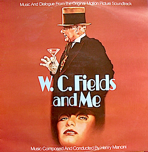 W.C. Fields and Me original soundtrack