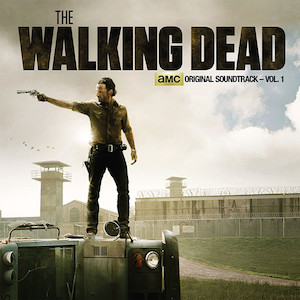 Walking Dead Vol.1 original soundtrack