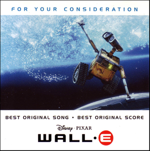 Wall-E original soundtrack