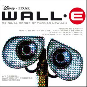Wall*E original soundtrack