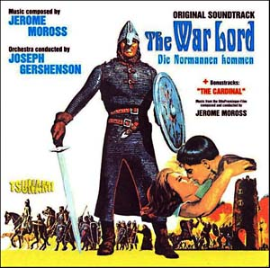 War Lord / The Cardinal original soundtrack