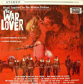 War Lover original soundtrack
