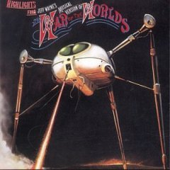 War of the Worlds: highlights original soundtrack