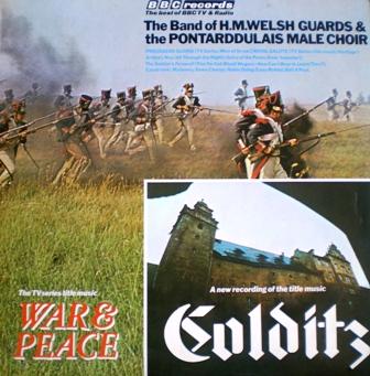 War & Peace + Colditz original soundtrack