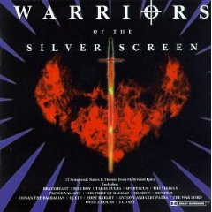 Warriors of the Silver Screen original soundtrack