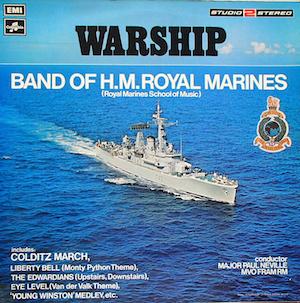 Warship: Band of H.M. Royal Marines original soundtrack