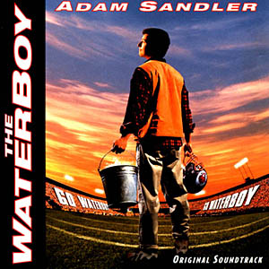 Waterboy original soundtrack