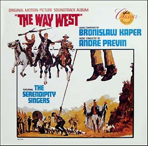 Way West original soundtrack