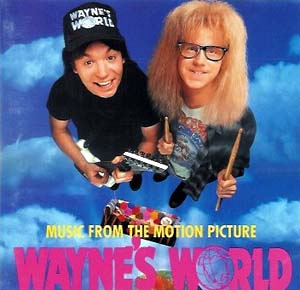 wayne's world original soundtrack