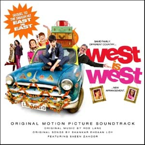 West is West original soundtrack