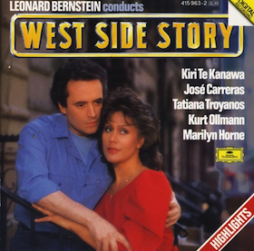 West Side Story: Highlights original soundtrack