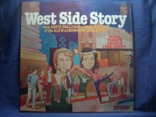 West side story: Holliday, Martin, Fox &Preston original soundtrack